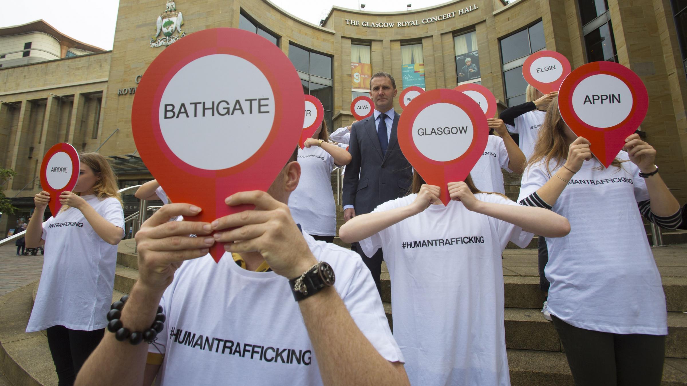 Scottish Government seeks views on legislation to tackle human trafficking