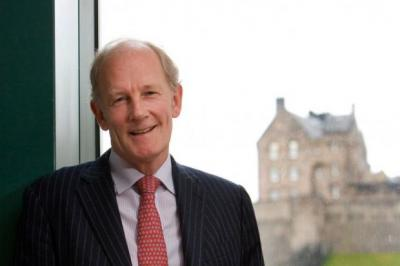 SLOWING DOWN: After 31 years as Cairn Energy chief executive Sir Bill Gammell is taking a less hands-on role.