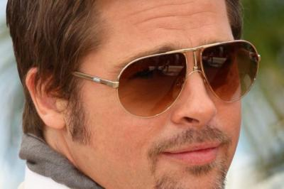 brangelina SHOW: Look out for Hollywood supercouple Brad Pitt and Angelina Jolie appearing in a city centre near you for a two-week run in August. Picture: Getty Images