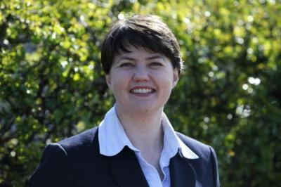 MSP Ruth Davidson is being urged to stand