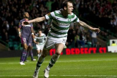 Anthony Stokes has been in fine form