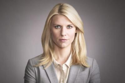 Claire Danes stars as Carrie Mathison in Homeland