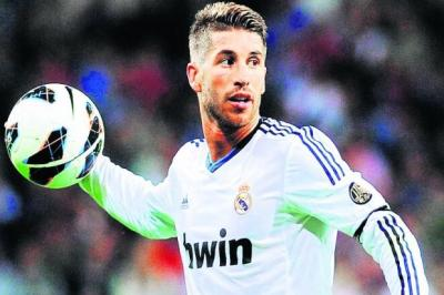 Sergio Ramos is reportedly a critic of Mourinho Photograph: Getty