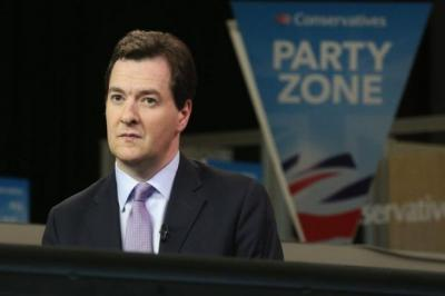 GEORGE OSBORNE: In his keynote speech today he will emphasise how the Coalition is keen to support those who make the greatest effort. Picture: Oli Scarff