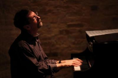 solo: Fred Hersch has a hectic tour schedule ahead.