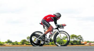 Lance Armstrong: wheeler dealer . . .
