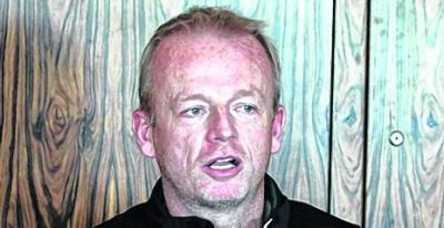 Edward Griffiths: chief executive of Saracens