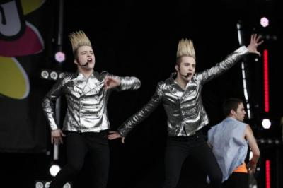 Irish pop duo Jedward, who came sixth on the X Factor, were among the acts who played in last year's loss-making Glasgow Show