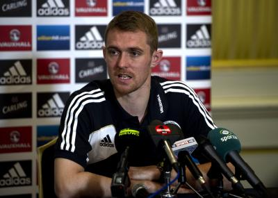 Darren Fletcher believes Craig Levein should carry on