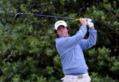 Rory McIlroy has set the bar high