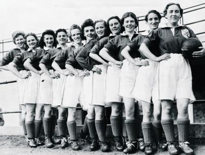 Edinburgh Dynamos in 1953. Picture: courtesy of Stuart Gibbs