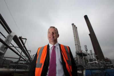 focus: Chief executive  Chris Parr believes Tullis is well-placed with virtually no debt and is on the lookout for acquisitions. Main picture: Steve Cox