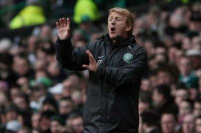 Gordon Strachan seems to be the fans' choice to replace Craig Levein    Photograph: Stewart Attwood
