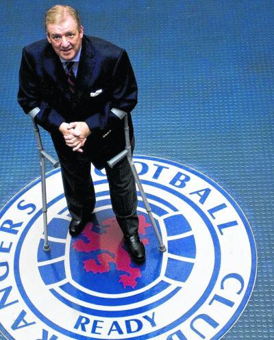 Sir David Murray initiated the EBT scheme at Rangers. Picture: SNS