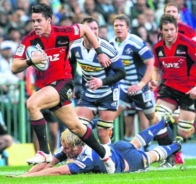 Sean Maitland has spent five years at the top level in New Zealand. Picture: Getty Images