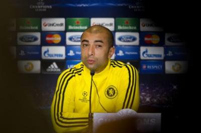 Roberto Di Matteo may still be a stop-gap manager. Photograph: Getty