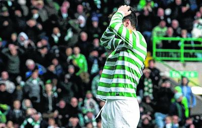 Tony Watt has put missed chance behind him. Picture: SNS