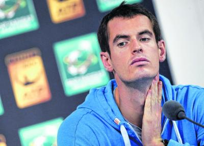 Andy Murray wants those convicted of cheating to receive the proper punishment for their crimes. Picture: AP Photo