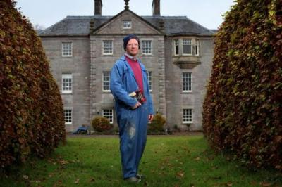 UNHAPPY: Dallars House co-owner Iain Richards says he feels let down by Clydesdale. Picture: Marc Turner