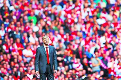 Arsene Wenger's side appear to have lost their attacking fluidityPhotograph: Getty Images