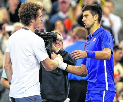 Djokovic versus Murray is likely to be lengthy affair. Picture: Getty Images