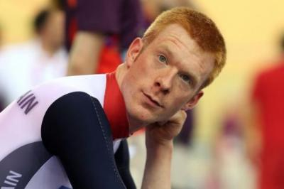 Ed Clancy is switching to the sprint in Glasgow   Photograph: Getty
