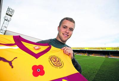 Nicky Law is confident Motherwell will end their scoring drought soon. Picture: SNS