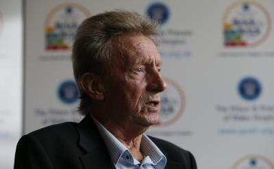 Denis Law scored 30 goals in 55 appearances for Scotland. Picture: Colin Mearns