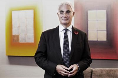 CAST ADRIFT: Alistair Darling warned Scots could no longer claim British culture as their own if they left the UK. Picture: Mark Mainz