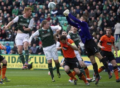 Hibernian 2 Dundee United 1