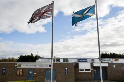 ELECTION TIME: National attention is focused on Corby this week where the steel-town's Scottish community will have a huge say in the local by-election. Pictures: Andrew Fox