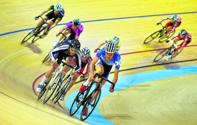 British Cycling is now the envy of all other so-called minority sports. Picture: Nick Ponty
