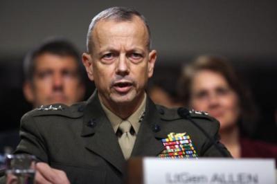IMPLICATED: General John Allen sent emails to Jill Kelley.