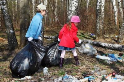 BAG IT: Young and old will be asked to join the biggest clean-up operation Scotland has ever seen.