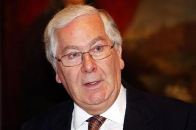 OUTLOOK: Bank of England Governor Sir Mervyn King.