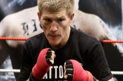 Ricky Hatton has a point to prove on Saturday   Photograph: Getty