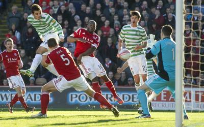 Aberdeen 0 Celtic 2