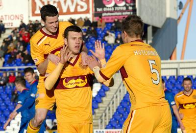Inverness C T 1 Motherwell 5