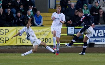 Dundee 3 Hibernian 1