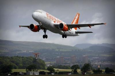 DELIVERED: Chief executive Carolyn McCall said a doubling of the dividend demonstrated easyJet's strength in Europe. Picture: Stewart Attwood