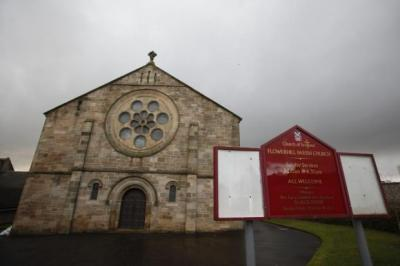 PROBE: Flowerhill church minister Gary Caldwell is under investigation.