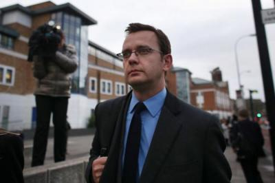 andy coulson: Denies any wrongdoing.