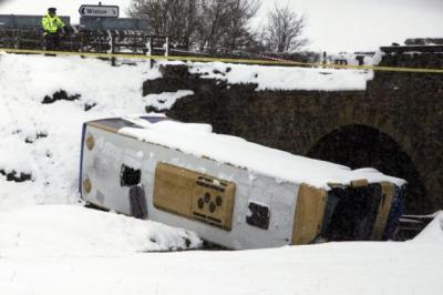 TRAGEDY: Schoolgirl Natasha Paton, 17, died in the crash