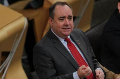 ALEX SALMOND: Accused of misleading Parliament.