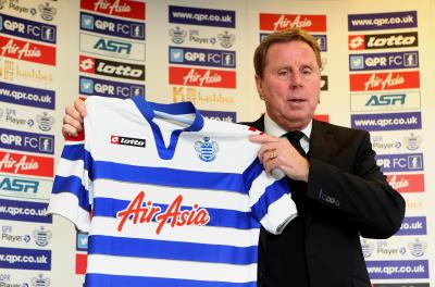 Harry Redknapp may just be the man to supply a short-term fix for Queens Park Rangers