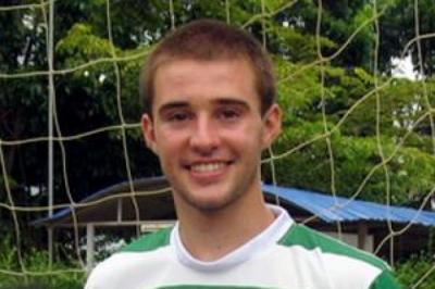 attack: Reamonn Gormley was stabbed to death last year.