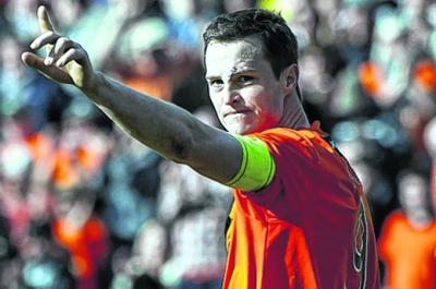 Jon Daly praised United fans for their support in Saturday's win at Ross County