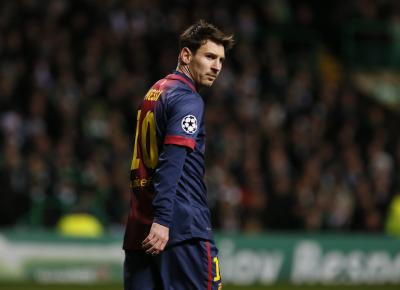 More Scottish clubs might get the opportunity to play against the likes of Lionel Messi