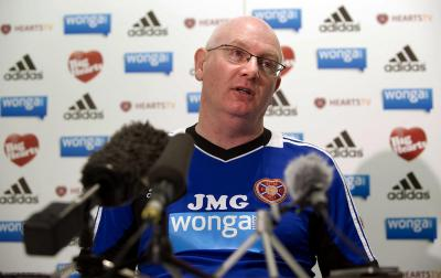 John McGlynn is surprised at the criticism of Neil Lennon