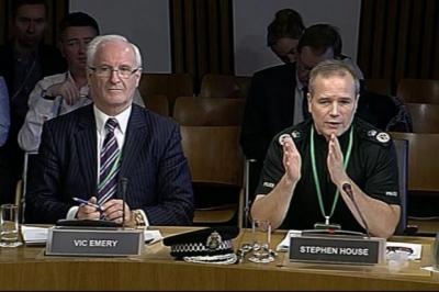 steve HOUSE: Has warned of a 'gobsmacking major problem'.